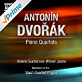Dvorak, A.: Piano Quartets