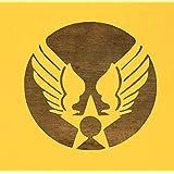 紙製 ステンシル シート USAF 旧ロゴ 【3インチ】