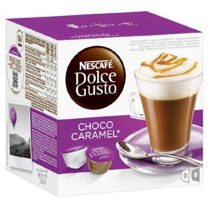 Choose 2 XChococino Caramel - Nescafé