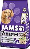 アイムス (IAMS) 7歳以上用(シニア) 健康サポート チキン 小粒 2.6kg(650×4) ドッグフード(ドライ)