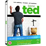 Ted Extended Edition Blu-ray SteelBook
