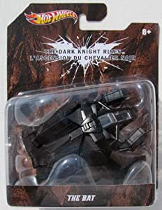 Hot Wheels Hot Wheels The Dark Knight Rises The Bat Diecast Replica