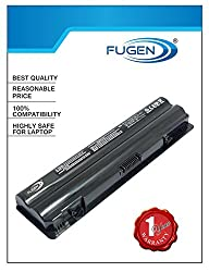 Fugen 9 Cell Laptop Battery for Dell XPS 14 (L401x, L402x), XPS 15 (L501x, L502x), XPS 17 (L701x, L702x) Part No. JWPHF, J70W7, R795X, WHXY3, 31-1123, 312-1127