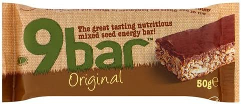 Ninebar Hemp Seed Bar Original (Pack of 16)