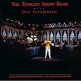 "Featured recording ""The Tonight Show Band"""