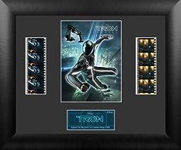 Trend Ltd. - Tron l\'héritage cadre \'Framed Film Cell\' Attack