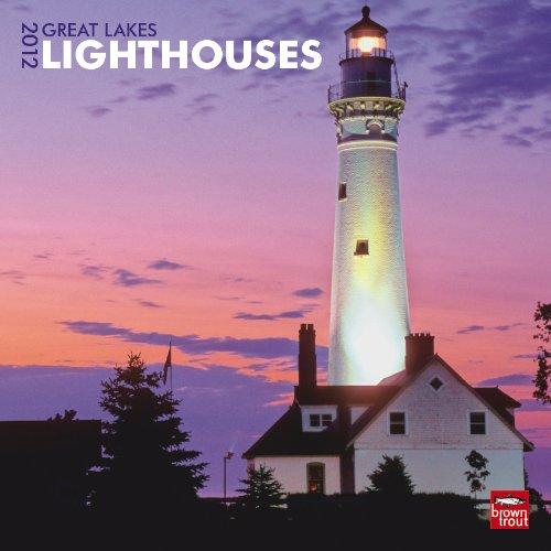Great Lakes Lighthouses 2012 Calendar