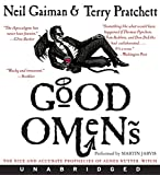 img - for Good Omens CD book / textbook / text book