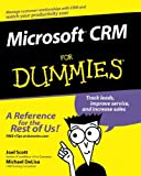 img - for Microsoft CRM For Dummies book / textbook / text book