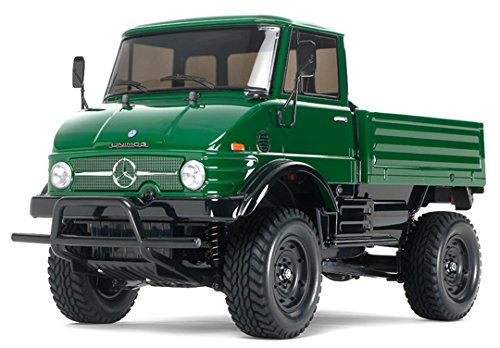 300058457 - RC Mercedes Benz Unimog 406 CC-01 1:10