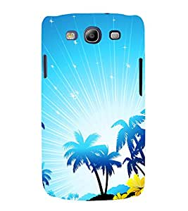 printtech Nature Animated Back Case Cover for Samsung Galaxy S3 Neo / Samsung Galaxy S3 Neo i9300i