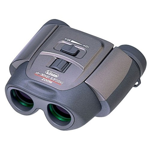 Vixen 10 - 30 X 21 Compact Zoom, Weather Resistant Porro Prism Binocular With 3.3° Angle Of View At 10X.