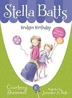 Book Cover: Broken Birthday