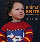 Animal Knits (155278181X) by Zoe Mellor