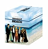 Newport Beach - Intégrale Saisons 1 à 4 - Coffret 25 DVD