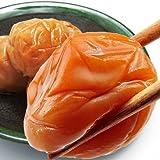 紀州南高梅 訳あり 梅干し つぶれ梅 1.2kg セット (ハチミツ1個 しそ1個 かつお1個)