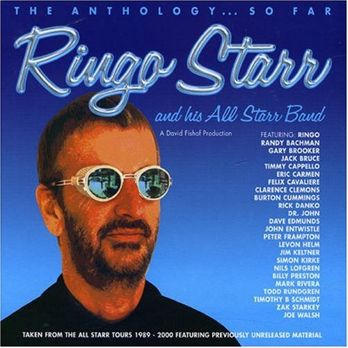 Ringo Starr - The Anthology...So Far - Zortam Music