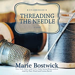 Threading the Needle: The Cobbled Court Series, Book 4 | [Marie Bostwick]