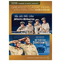 Tcm Mister Roberts / No Time for Sergeants