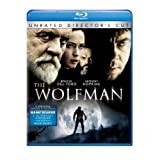 The Wolfman (2010) - Unrated Director's Cut [Blu-ray] ~ Anthony Hopkins