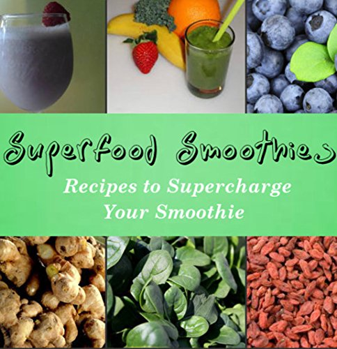 Superfood Smoothies: Recipes To Supercharge Your Life By Joan Baker front-99811