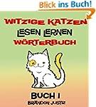 Witzige Katzen -Lesen Lernen - W�rter...