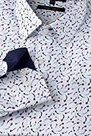 Autograph Pure Cotton Kite Print Shirt