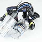 EiioX 2 X H1 12000K 55W HID Xenon Foglight Headlight Light Lamp Bulbs replacement