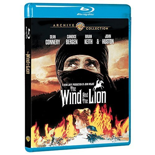 The Wind And The Lion [Blu-ray] by Warner Archive Collection
