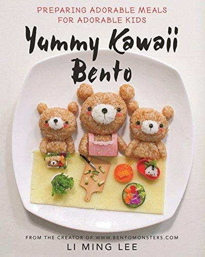 Download Yummy Kawaii Bento: Preparing Adorable Meals for Adorable Kids