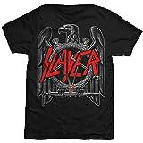 1 Slayer Black Eagle T-shirt XX-Large, Black