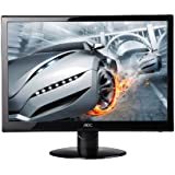 AOC E2752VH 27-Inch Widescreen LED Monitor - Black
