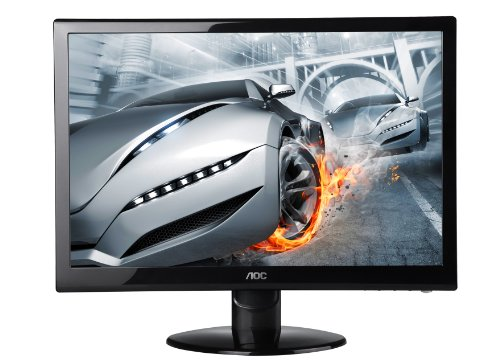 AOC E2752VH 27-Inch Widescreen LED Monitor -