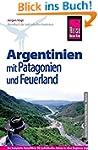 Reise Know-How Argentinien mit Patago...