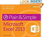 Microsoft Excel 2013 Plain & Simple