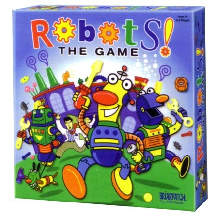 Robots! The Game - 1