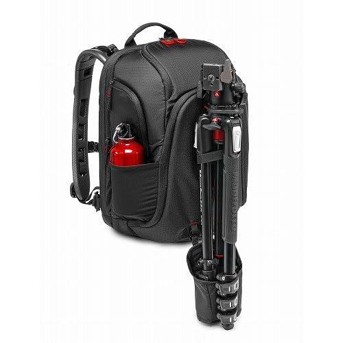 manfrotto カメラリュック Pro-lightコレクション PLマルチプロ120バックパック 19L エレメントカバー付属 三脚取付け可 PCスペース有 ブラック MB PL-MTP-120