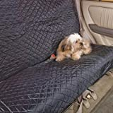 Snoozer Pet Car Robe, Full Black