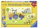 Ravensburger 07569 - Kikaninchen auf...