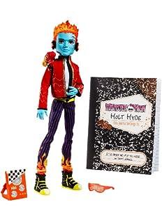 Monster High Holt Hyde with Pet chameleon Crossfade