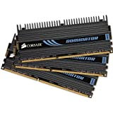Corsair Dominator 6GB (3x2GB) DDR3 1600 MHz (PC3 12800) Desktop Memory (CMP6GX3M3A1600C8)
