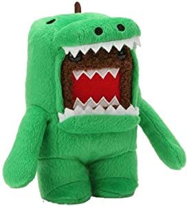 "Licensed 2 Play Domo Dino 6 1/2"" Plush Novelty Doll"