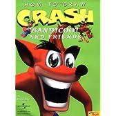 How To Draw Crash Bandicoot