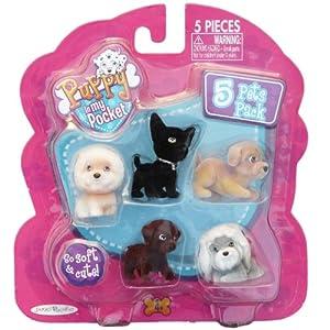 Amazon.com: Puppy in My Pocket ~ Maltese, Bichon Frise, Cockapoo