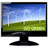 ViewSonic VX1932wm-LED 19-Inch WLED-Backlit Energy Efficient LCD Monitor