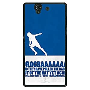 Jugaaduu Chelsea Back Cover Case For Sony Xperia Z