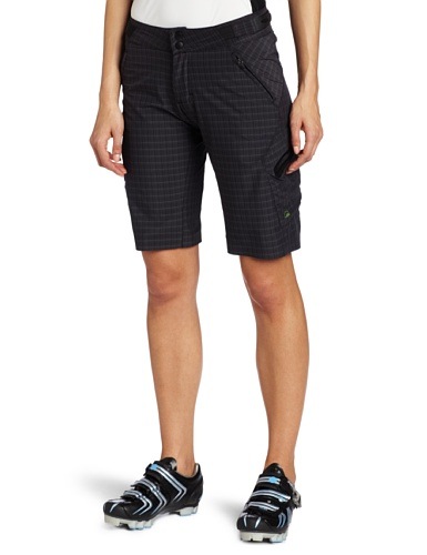 Zoic Women's Navaeh Mountain Bike Shorts with RPL Liner