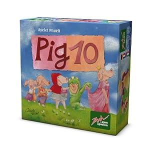 Gigamic - ZOPIG - Jeu de Cartes - Pig 10