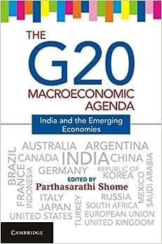 The G20 Macroeconomic Agenda: India And The Emerging Economies