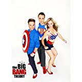 035 The Big Bang Theory 14x19 Silk Print Poster Seide Plakat